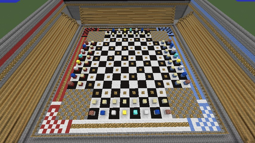 Four Person Chess Images