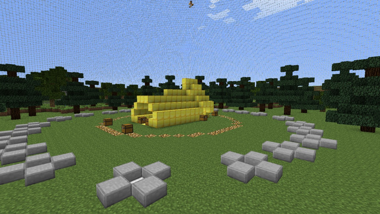 Minecraft hunger games server no whitelist authentic for Mine craft hunger games