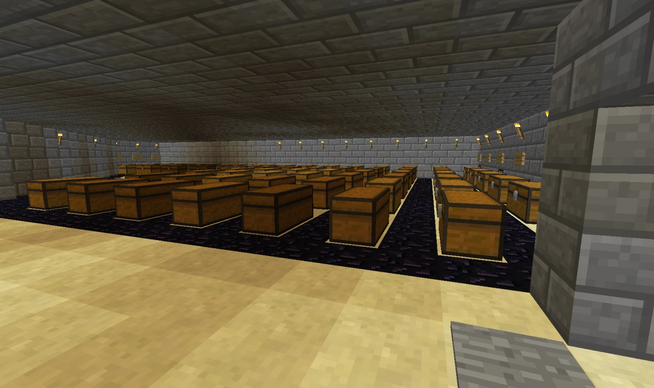 royal storage room