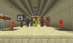1.4 Evolution CTF Team Fortress 2 Themed Minecraft