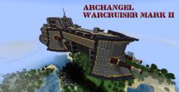 Airships-Archangel warcruiser Mark II Minecraft Map & Project