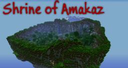 Shrine of Amakaz. Adventure map. Download available! Minecraft Map & Project