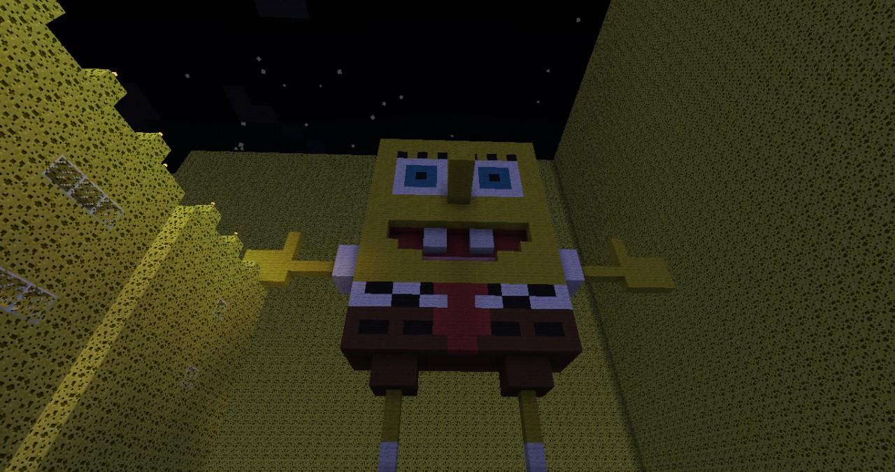 Sponge World Minecraft Project