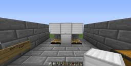 Advanced Guardian Dispenser (ground fed/auto refill) (video) Minecraft Map & Project