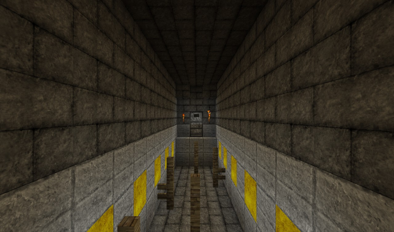 Escape puzzle parkour map by macialdoopl v 1 0 minecraft for Escape puzzle