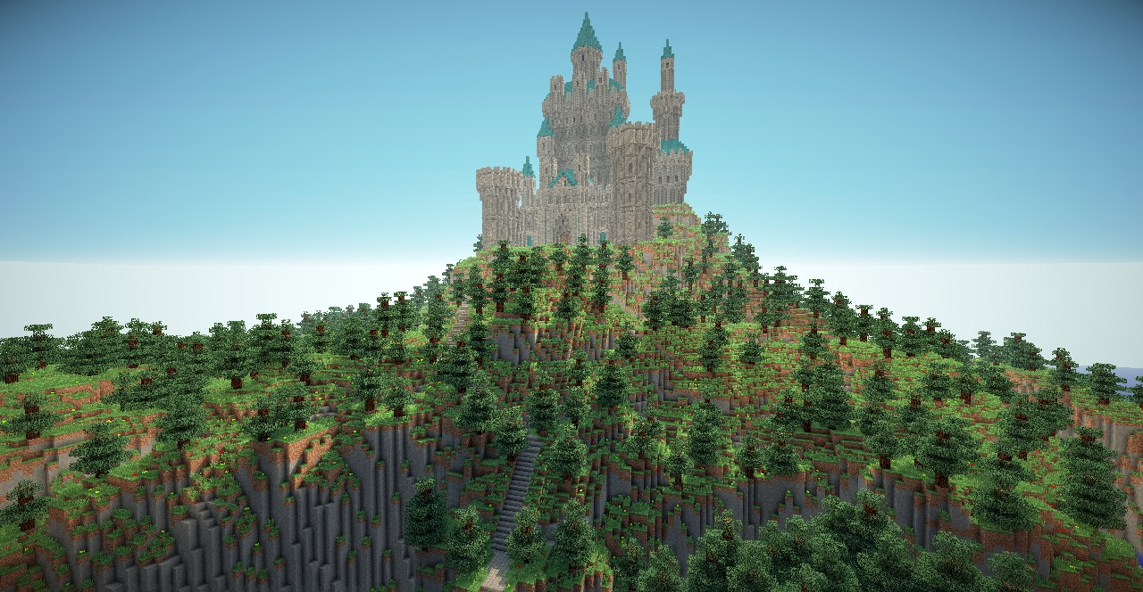 Another Castle Minecraft