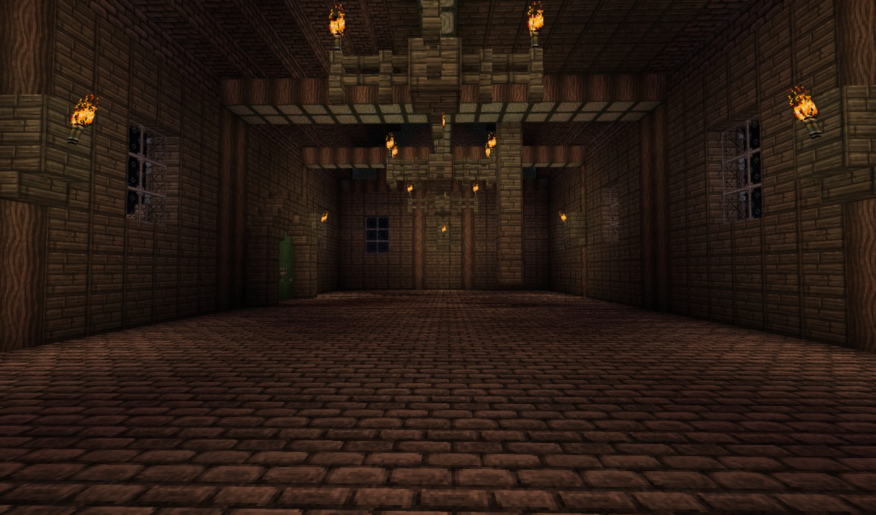 medieval warehouse minecraft project