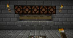 Self-Resetting Multi-Track Train Station Manager Minecraft Map & Project