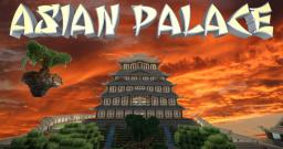Huge Asian Palace + Epic Trailer Minecraft Map & Project