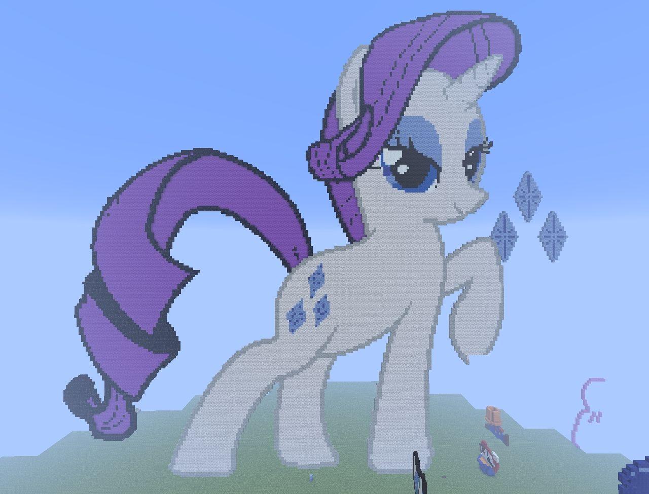 Little blue poney - 2 part 4