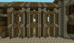 Medieval Street Minecraft Map & Project