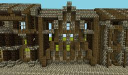 Medieval Street #02 Minecraft Map & Project