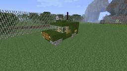 Light utility vehicle Minecraft Project