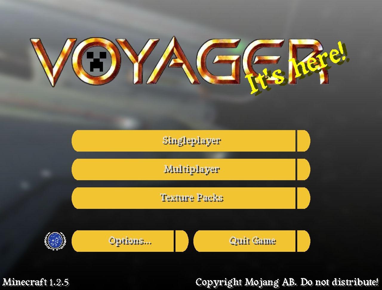 Chrisryot 39 s hd star trek resource pack 1 8 1 minecraft for Star trek online crafting leveling guide