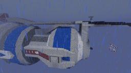Babylon 5 Space Station Minecraft