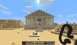 Temple Of Cake Minecraft Map & Project