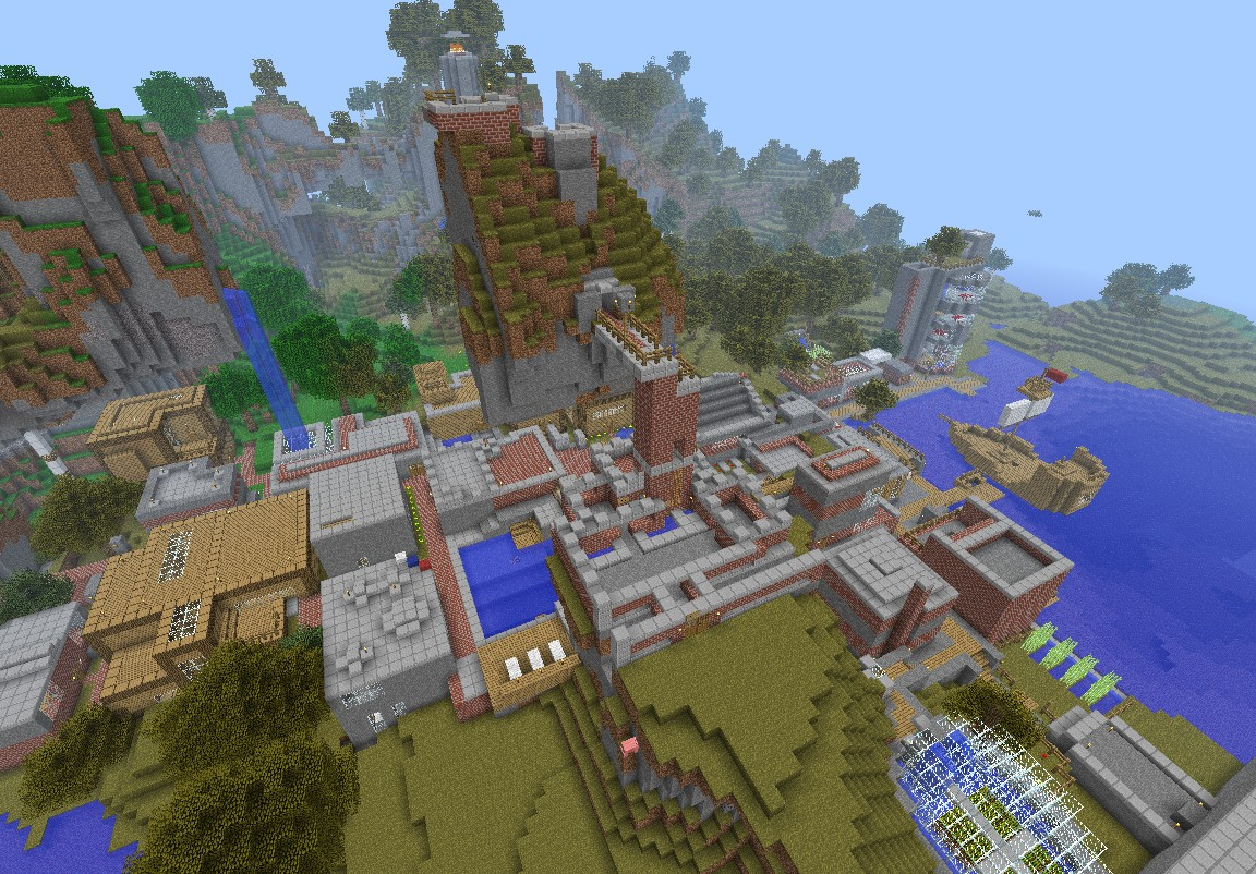 Projects to do in minecraft