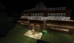 Sir Elmwood's Manor Minecraft Map & Project