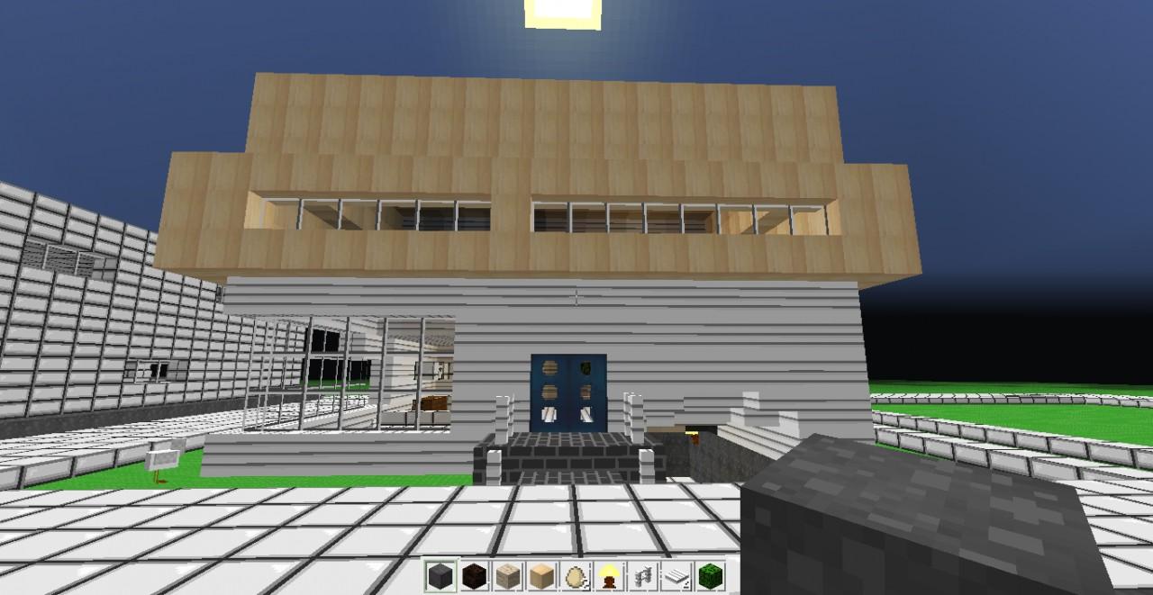 Moderncraft Minecraft exture Pack - ^