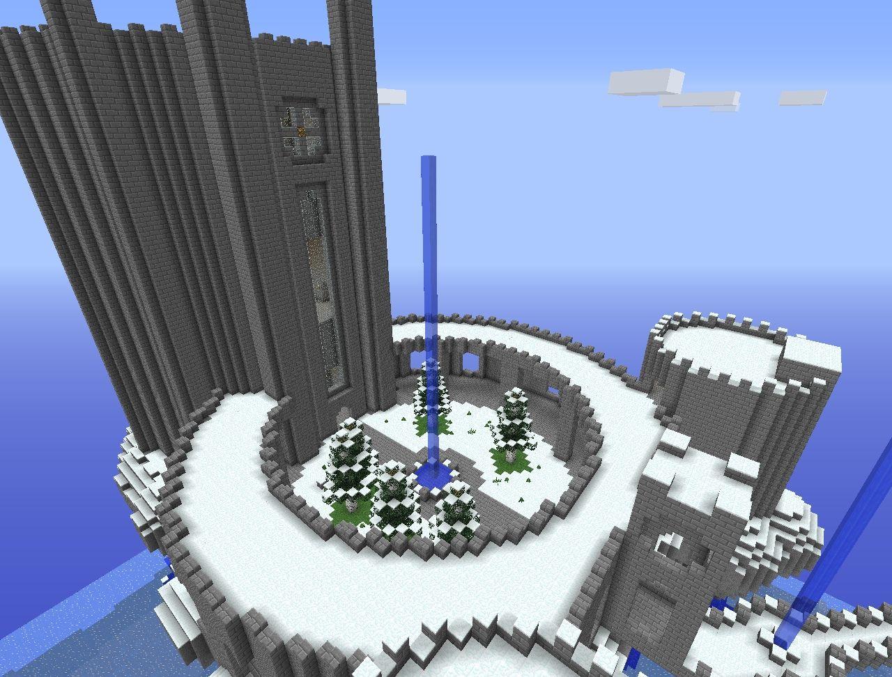 College Of Winterhold Minecraft Project