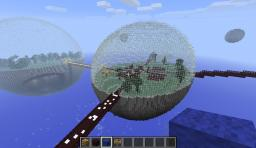 The Planets Minecraft Project