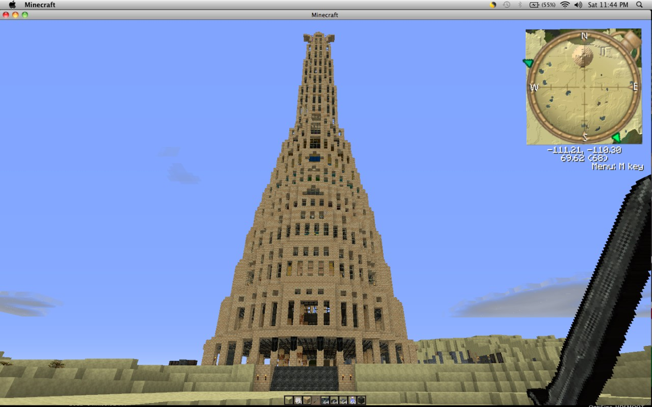 Tower Of Babelphase 1 Complete Minecraft Project