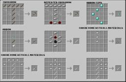 [CtL] Cross the Line [v0.6] Add Crossbows and more Minecraft Mod