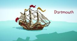 Dartmouth Minecraft Map & Project