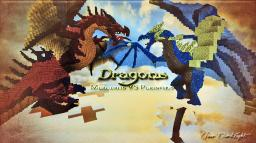 Dragons Merceron And Perinthus Minecraft Map & Project