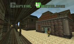 Capital Wasteland Minecraft Project