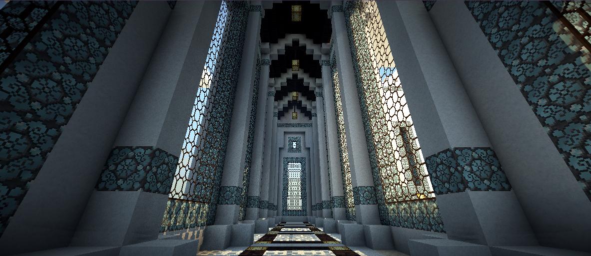 Castle Siberia Minecraft Project