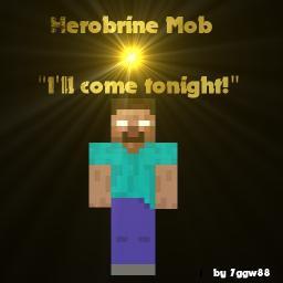 Herobrine Mob Mod [1.2.5] Minecraft Mod