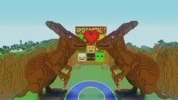 Kanga Bash Arena   iPodmail Minecraft Map & Project