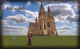 St.Ludmila's Church Minecraft Map & Project