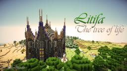 Litifa - The tree of life Minecraft Map & Project