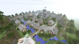 Medieval City [DOWNLOAD] Minecraft Map & Project