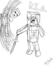 I Take Minecraft Avatar Drawing Requests! [CLOSED FOR THE TIME BEING!] Minecraft Blog