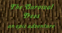The Survival Trees, an epic adventure Minecraft Map & Project