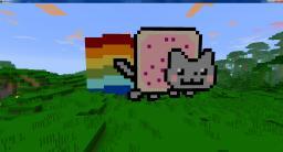 Pixel Art Minecraft Map & Project