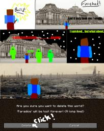 Why does this happen! Minecraft Blog