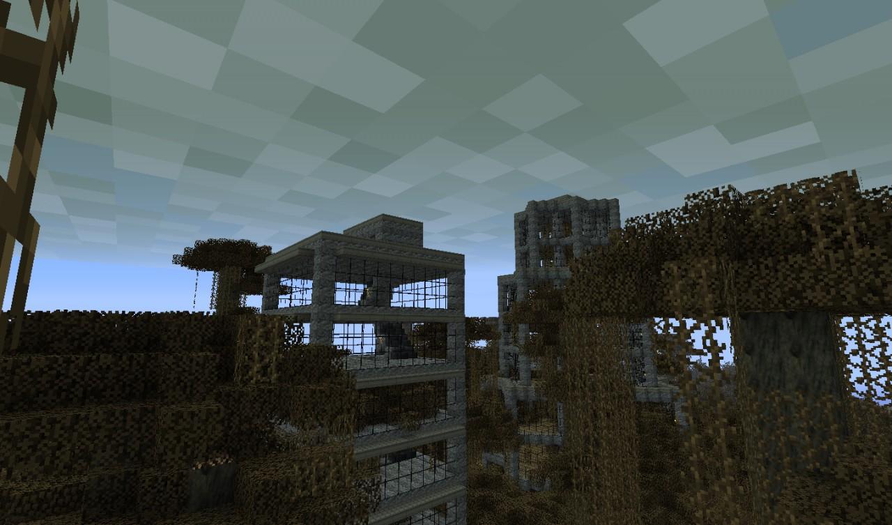 Capital Wasteland Minecraft