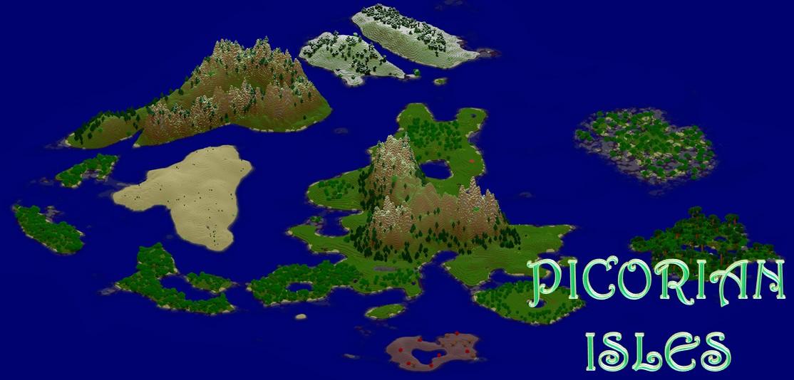 Minecraft Maps    Survival Island