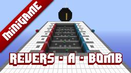 Minigame - Revers-a-Bomb Minecraft Map & Project