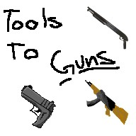 Tools to guns 64x64