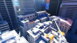 Mirror's Edge Minecraft Map & Project