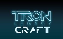 Tron Legacy Craft Minecraft Texture Pack
