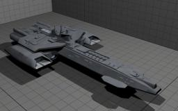 Stargate 305 concept Ship Minecraft Project