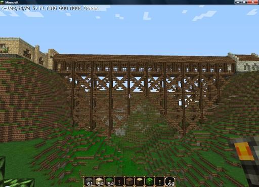one of the bridges