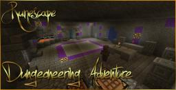 Runescape: Dungeoneering Adventure Map Minecraft Map & Project
