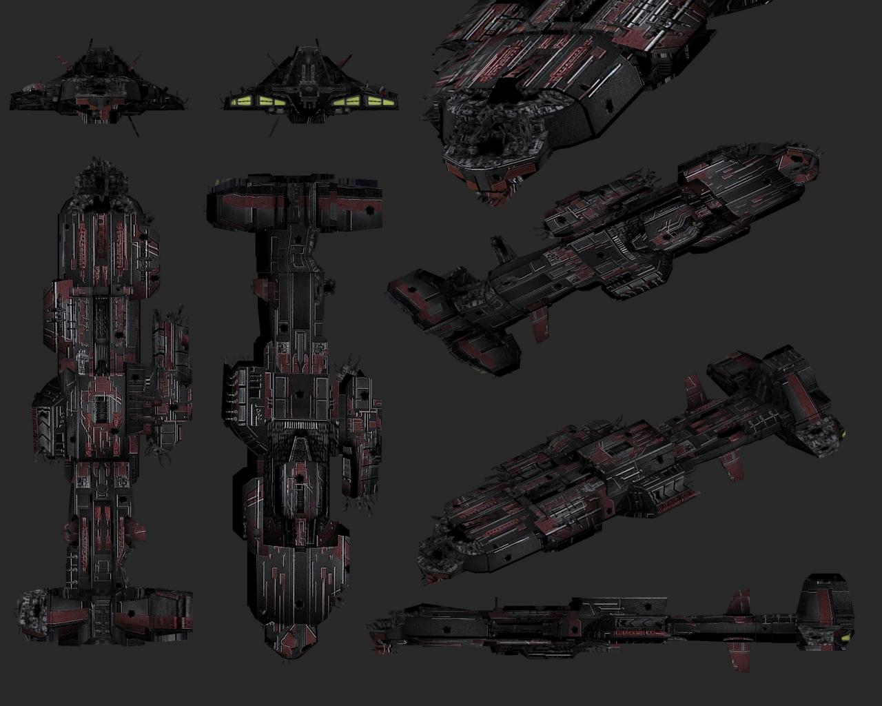 stargate atlantis aurora class battle ship minecraft project